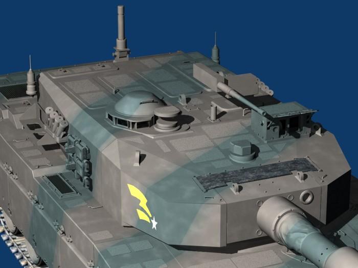 Type90_real_90r3b